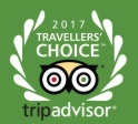 Tripadvisor Travellers Choice award 2017